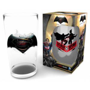 GB eye Verre à pinte Batman vs Superman Logo 50 cl