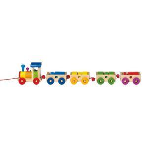 Goki 55969 - Train Philadelphia avec 18 briques de construction