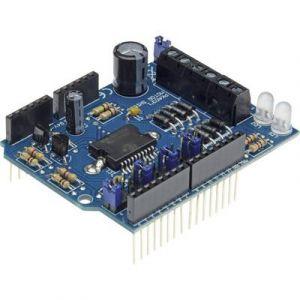 Velleman Motor & Power Shield pour Arduino® kit monté VMA03