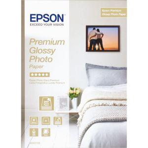 Epson 15 feuilles de papier photo Premium Glacé Or 255g/m² (A4)
