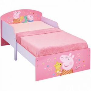 Worlds Apart Lit Ptit Bed Peppa Pig Hello Home (70 x 140 cm)