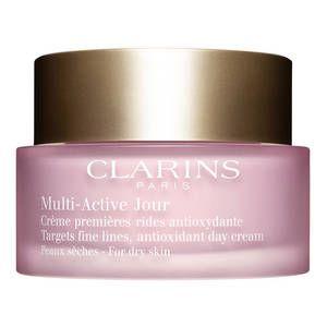 Clarins Multi-Active Jour - Crème premières rides antioxydante peaux sèches