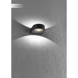 Paul neuhaus Applique murale ARNE LED Anthracite, 1 lumière - Moderne - Extérieur