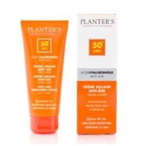 Planter's Crème solaire anti-âge SPF50+ visage & corps