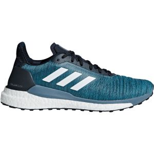 Adidas SolarGlide - Chaussures running Homme - bleu/blanc UK 9 / EU 43 1/3 Chaussures running sur route