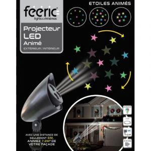 Projecteur Led Etoiles animé - Jardideco