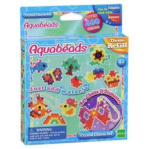 Aquabeads Amulettes Cristal Jouet, 79288, Multicolore, Taille Unique