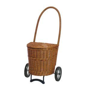 Andersen Chariot à courses Korb Natura Terra