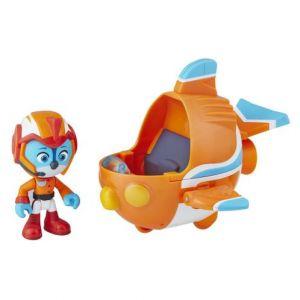 Hasbro Top Wing Figurine et véhicule