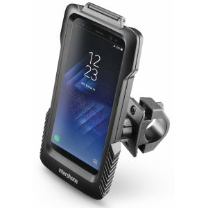 Cellularline Support guidon tubulaire Pro Case pour Samsung Galaxy S8