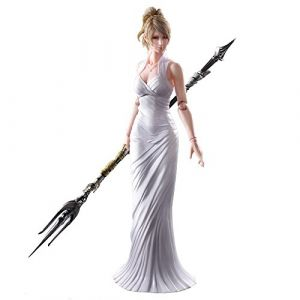 Figurine - Final Fantasy 15 - Play Art - Lunafreya Nox Fleuret
