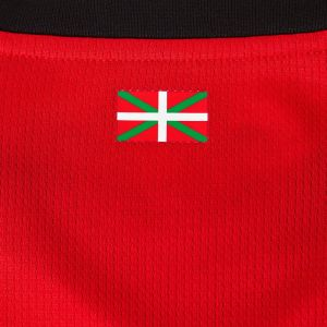 New Balance Athletic Club Bilbao Home Replica 18/19 - Red / White / Black - Taille S