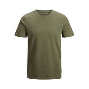 Jack & Jones T-shirts Jack---jones Organic Basic O-neck - Olive Night - XS