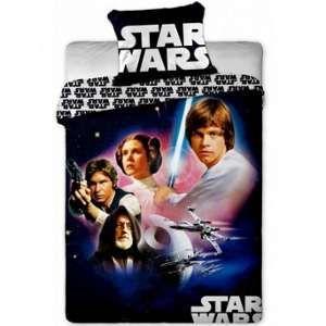 Image de Parure de lit housse de couette Star Wars Classical (140 x 200 cm)