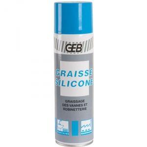 Geb Graisse silicone - 650 ml -