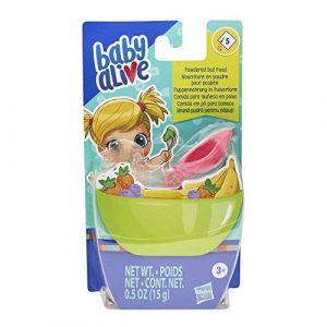 Hasbro Baby Alive - Recharge de nourriture en poudre pour poupees et poupons