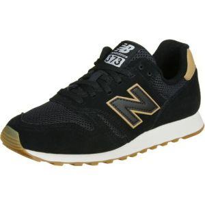 New Balance Sneakers Basses Homme, Noir (Black Ml373bss), 45 EU