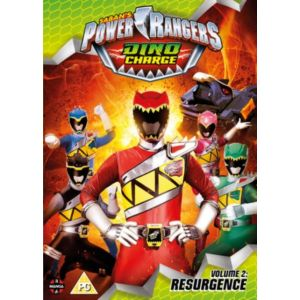 Power Rangers Dino Charge Resurgence - Volume 2
