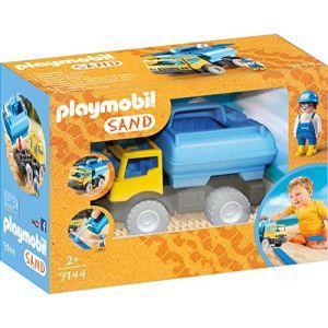 Playmobil 9144 - Sand : camion réservoir d'eau
