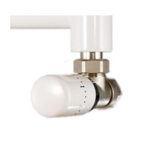 Acova 844128 - Pack Robinetterie thermostatique équerre blanc