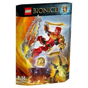Lego 70787 - Bionicle : Tahu Maître du feu