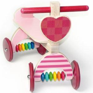 Hess-Spielzeug Porteur coeur
