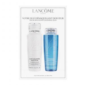 Lancôme Duo Démaquillant Douceur - Lait Galatéis Douceur et Tonique Douceur