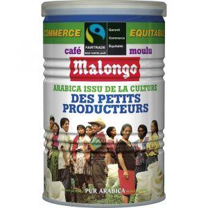 Malongo Café moulu pur arabica, Max Havelaar