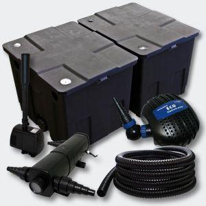 Kit de filtration de b in 60000l Pompe éco UVC 36W Fontaine