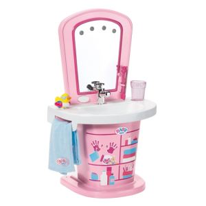 Zapf Creation Lavabo interactif Baby Born