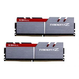 G.Skill F4-3400C16D-16GTZ - Barrette mémoire Trident Z 16 Go  2 x 8 Go DDR4 3400 Mhz Cas 16