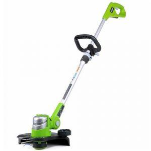 Greenworks Tools 2100007 Coupe-bordure sans fil 24 V Lithium-ion