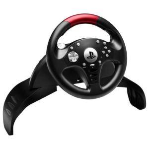 ThrustMaster T60 Racing Wheel - Volant et pédalier pour PS3