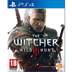 The Witcher 3 : Wild Hunt sur PS4
