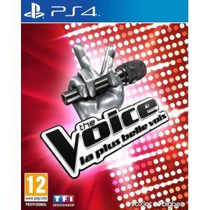 The Voice : La Plus Belle Voix sur PS4