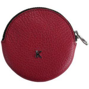 Kesslord Karon Country - Porte-monnaie en cuir - rouge