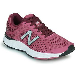 New Balance Baskets basses 680 rose - Taille 37,38,39,40,41,40 1/2,37 1/2,41 1/2