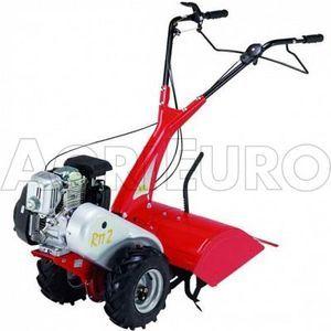 Eurosystems Rotovator a fraise arrière largeur 50 cm, moteur Loncin OHC 182 cc