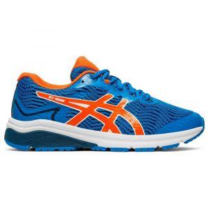 Asics Chaussures running Gt 1000 8 Gs - Directoire Blue / Koi - Taille EU 34 1/2