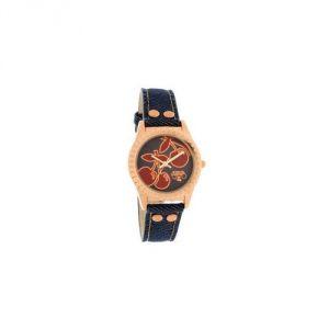 Le Temps des Cerises TC43GJETS - Montre pour femme avec bracelet en cuir