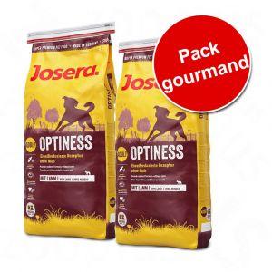 Josera Optiness - Croquettes pour chien - 15 kg
