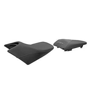 Shad Selle confort Honda CBF 600 09-12 / CBF 1000 2012 noir/gris