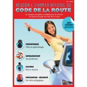 Réussir l'examen officiel du code de la route - Edition 2013 [Windows]