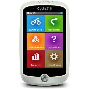 Mio GPS de vélo CYCLO 215 HC Europe protection anti-éclaboussures 1 pc(s)