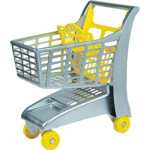 Tim et Lou Chariot de supermarché gris