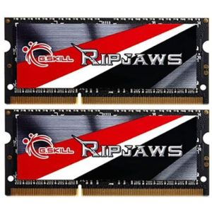 G.Skill F3-1600C11D-8GRSL - Barrette mémoire Ripjaws 8 Go SO-DIMM DDR3 1600MHz CL11 240 pins
