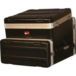Gator GRC-10X4 Flight Case régie 10U/4U pour Equipement DJ/VJ Noir
