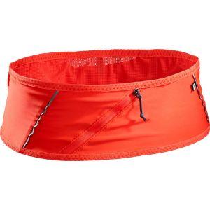 Salomon Pulse Belt Ceinture / porte dossard Rouge - Taille S