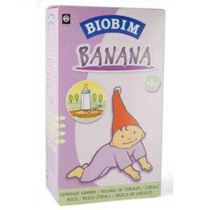 Biobim Farine Banana 200 g - dès 6 mois