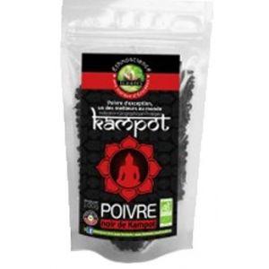 Ecoidées Poivre de Kampot bio 100 g